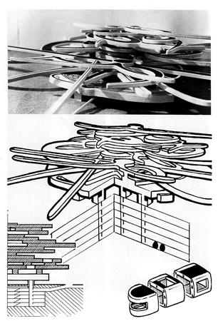 Alain Sati� : Projet de ville nouvelle