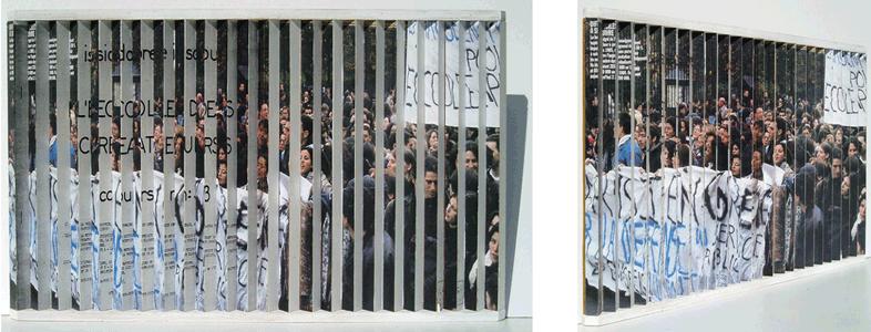 Alain Sati� : L'�cole des cr�ateurs