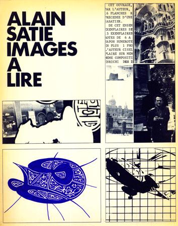 Alain Sati� : Images � lire