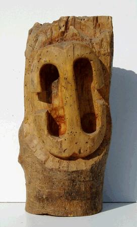 Alain Sati� : Sculpture, signe unique