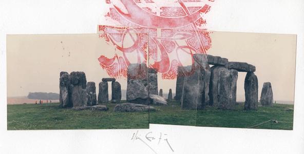 Alain Sati� : Stonehenge